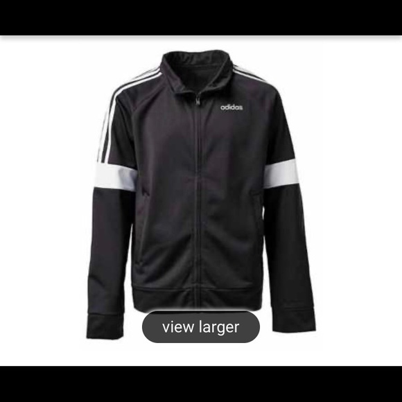 adidas Other - Boys adidas tricot event jacket